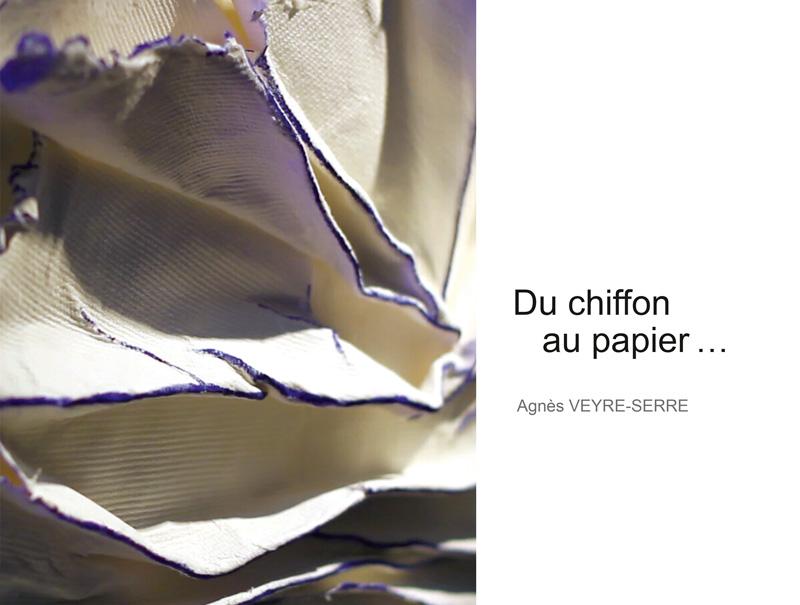 Livre d'Art retraçant le travail d'Agnès Veyre-Serre
